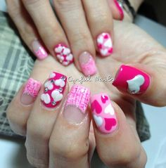 Hearts x tweed design~