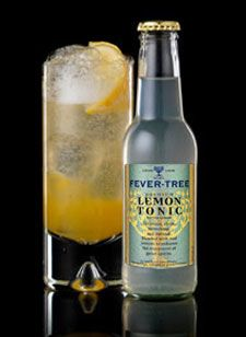 Bitter Lemon Fever-Tree Tonic is devine with a healthy splash of Gin.