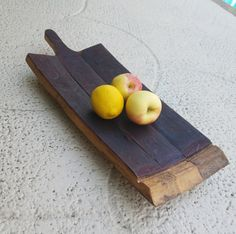 Wine Barrel Project Tray