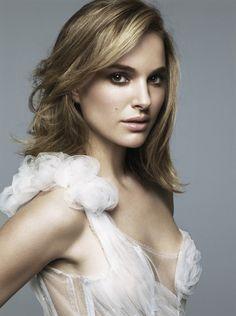 The beautiful Natalie Portman