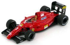 Ferrari-F1-90-Nigel-Mansell-Winner-GP-Portugal-1990-1-43 Nigel Mansell, Ferrari F1, Formula 1, Grand Prix, Diecast, Portugal, Racing, Car, Autos