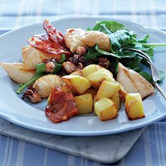 Taste Mag | Seared calamari and chorizo @ http://taste.co.za/recipes/seared-calamari-and-chorizo/