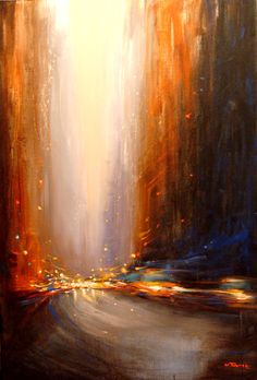 Van Tame ~ Impressionist City | Tutt'Art@ | Pittura * Scultura * Poesia * Musica |
