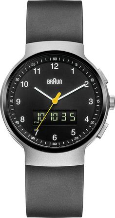 Reloj Braun Classic