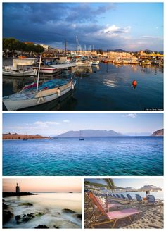 How is this place real!? Aegina, #Greece, is like something out of a storybook