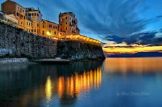 GREECE CHANNEL | #Corfu Sunset http://www.greece-channel.com/