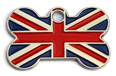 Wholesale Flag Tag Union Jack Small Bone x10 Pack Flag Range ...