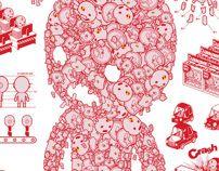 Dummymen by Beomyoung Sohn, via Behance little baby