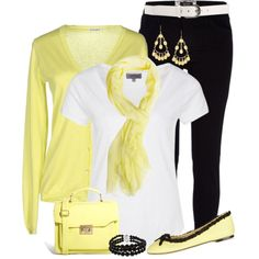 """""""BumbleBee"""" by maggie478 on Polyvore"""