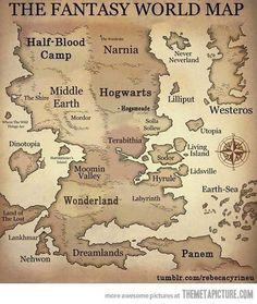 Half-Blood, Narnia, Panem. <3