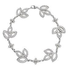 Lily Cluster by Harry Winston, Diamond Bracelet