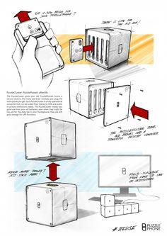 구글의 조립식 스마트폰 '프로젝트 아라'가 새로운 형태의 스마트폰 모델로 떠오르고 있는 가운데 또 하나의 조립식 스마트폰의 콘셉트가 등장했다. 핀란드 퍼즐폰은 스마트폰을 모아 슈퍼컴퓨터로 쓸 수 있도록 하는 개념을 공개했다. 퍼즐폰은 지난해 등장한 회사로, 조립식 스마트폰을 개발 중이다. 프로젝트 아라가 디스플레이부터 모뎀, 카메라까지 모든 부품을 모듈화했다면 퍼즐폰은 스마트폰의 핵심 부품인 프로세서와 카메라만 하나의 모듈로 만든 것이다.…