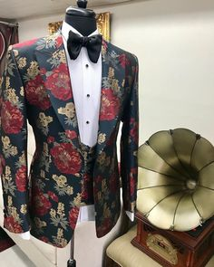 nuels-world.nuels-world. Wedding Dresses Men Indian, Wedding Dress Men, Wedding Suits, Mens Fashion Blazer, Suit Fashion, Indian Men Fashion, African Fashion, Indian Groom Wear, Mode Costume