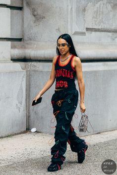 Tomboy Street Style, New York Street Style, Street Chic, Tomboy Outfits, Tomboy Fashion, Cute Outfits, Street Outfit, Street Wear, Street Looks
