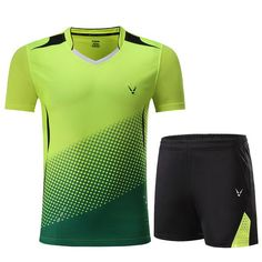 Men's Polo Top and Matching Short (sold together) - 3 Colors