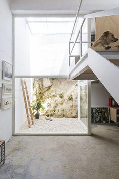Galeria de Residência para um pintor / DTR_studio architects - 1