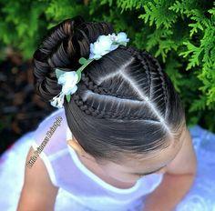 Super braids for kids hair little girls fun Ideas Girly Hairstyles, Work Hairstyles, Braided Hairstyles For Wedding, Little Girl Hairstyles, Competition Hair, Kid Braid Styles, Natural Hair Styles, Long Hair Styles, Braids With Weave