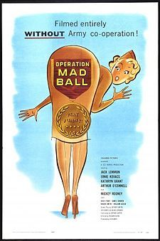 Operation Mad Ball (1957 film)
