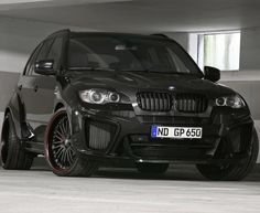 G-POWER Snowplough, formerly known as the BMW X5 M TYPHOON #CarFlash