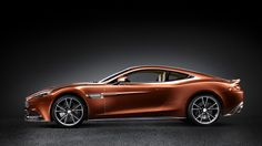 The new AM Vanquish. Ain't it lovely?