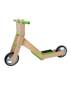 2-in-1 Scooter and Balance Bike