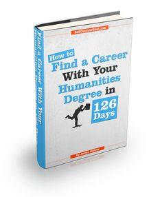 35 awesome jobs to get with your english degree, I know the picture is of humanities but this can help with that too!!