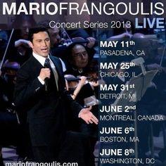 Mario's US tour 2013