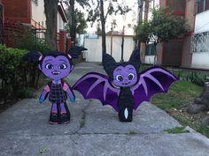 Yipi hey piñata vampirina