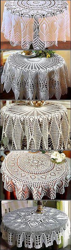 Openwork Cloth | knitting