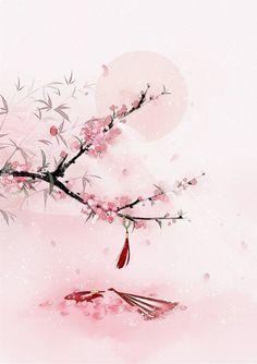 花杏杏采集到古风素材(728图)_花瓣