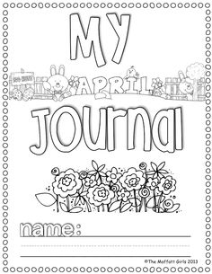 Get kids writing with Daily Journal Prompts!