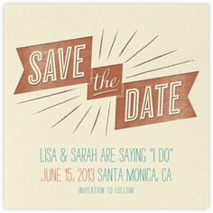 17 best electronic save the date images on pinterest in 2018