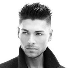 mens fade hairstyle haircut 2014 #Mens #Fade #Hairstyle Haircut 2014
