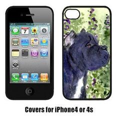 Cane Corso Cell Phone cover IPHONE4