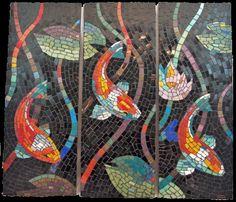 fish mosaic designs - Google'da Ara