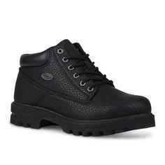Lugz Empire Men's Water-Resistant Boots, Size: 8, Black