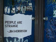 jim morrison quote  by jerm IX, via Flickr