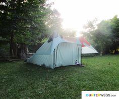 Das Zelt Flylite von MSR * BUNTERwegs. Der Outdoor Blog für Frauen mit Liebe zum Wandern und zur Street Art