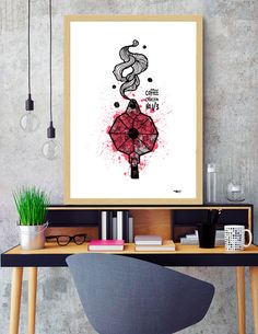 Discover «CoffeeCollection1/3», Exclusive Edition Fine Art Print by Krispin Stock - From $25 - Curioos