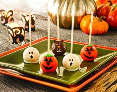 halloween cake pops - Google Search