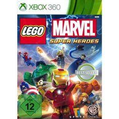 LEGO Marvel Super Heroes  X-Box 360 in Actionspiele FSK 12, Spiele und Games in Online Shop http://Spiel.Zone
