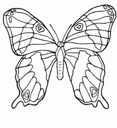 56 coloring pages of Butterflies on Kids-n-Fun.co.uk. On Kids-n-Fun you will always find the best coloring pages first!