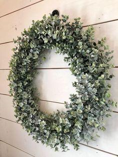 Your place to buy and sell all things handmade Greenery Wreath, Floral Wreath, Eucalyptus Wreath, Fall Decor, Holiday Decor, Farmhouse Wall Decor, Christmas Wreaths, Spring Wreaths, Door Wreaths