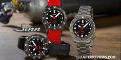 Sinn U50 Dive Watch Sport Watches, Watches For Men, German Submarines, Modern Tools, Mocha Color, Watches Photography, Black Bracelets, Marine Blue, Casio G Shock