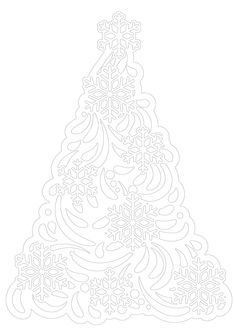 Stacked on each other Christmas Templates, Christmas Crafts, Christmas Decorations, Christmas Ornaments, Christmas Tree Coloring Page, Laser Cutter Projects, Diy And Crafts, Paper Crafts, Bridal Party Jewelry
