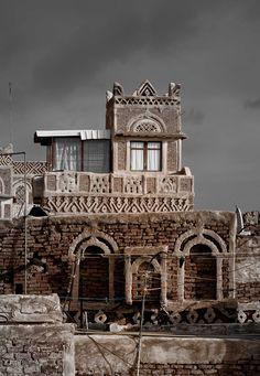 https://flic.kr/p/qPQNRp | Sanaá, Yemen