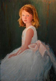 """Our Great Hope: Contemporary Children's Portraits"" exhibition featured in Fine Art Connoisseur Magazine."