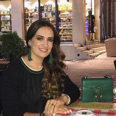 Our beautiful customer @maryamsmadi wearing our famous best seller tussle earrings  #posh #jo #posh_jo #amman #in #follow #like #love