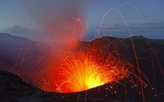 Yasur in Vanuatu | Flickr - Photo Sharing! Yasur is the most well known volcanoes of Vanuatu and one of the most active volcanoes in the world. Yasur is known for its spectacular persistent strombolian activity that consists of regular small to violent explosions from one or several vents.