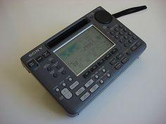 Super Vintage Sony Portable Shortwave Worldband Radio Received ICF SW55 0027242442832 | eBay